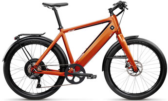 Stromer Speed-Pedelec/Trekking e-Bike ST1 X 2017 Finanzierung