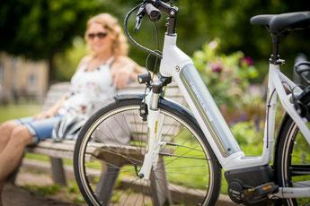 Lassen Sie sich von den Experten in der e-motion e-Bike Welt Stuttgart kompetent beraten.