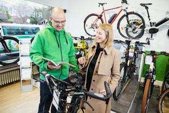 Profitieren Sie von der Erfahrung der Trekking e-Bike Experten in Ihrer Nähe