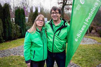 e-Bikes, Pedelecs und Elektrofahrräder bei e-motion in Tuttlingen