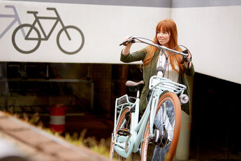 Gazelle e-Bikes und Pedelecs im e-motion e-Bike Premium Shop in Bonn
