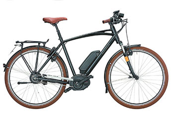 Riese & Müller Cruiser nuvinci HS: