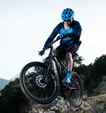 e-Moutainbikes und Ausstattung können Sie in der e-motion e-Bike Welt in Göppingen vergleichen, ausprobieren und kaufen
