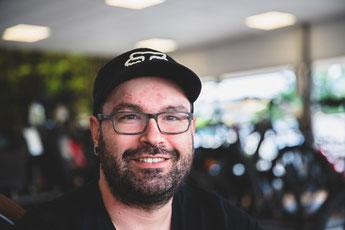 Jonas Albig, e-motion e-Bike Welt Heidelberg - Werkstatt