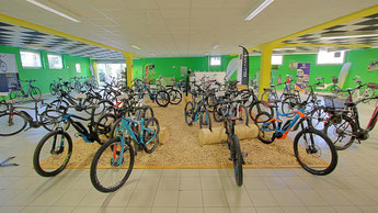 Unsere e-Bike Auswahl in der e-motion e-Bike Welt Bern