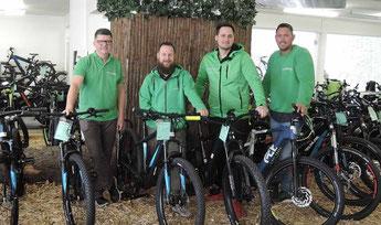 Das e-motion e-Bike Team aus Stuttgart heißt Sie herzlich willkommen!