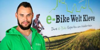 e-Bikes, Pedelecs und Speed Pedelecs anschauen, kaufen und Probefahren in der e-motion e-Bike Welt Kleve