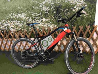 BH Bikes REVO 27,5 2017 e-Mountainbike gebraucht günstig als Schnäppchen kaufen in Esslingen bei Stuttgart