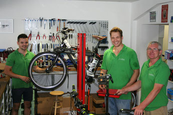 Die e-motion e-Bike Experten in der e-motion e-Bike Welt in Bonn