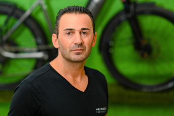 e-motion e-Bike und Pedelec Experte Andreas