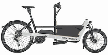 Riese & Müller Packster 40 Touring HS: