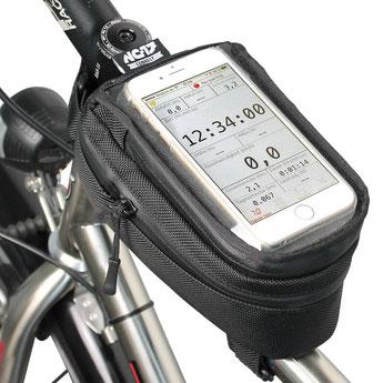 Connect Oberrohr Tasche