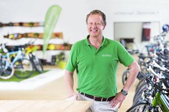 Die Gazelle e-Bike Experten in der e-motion e-Bike Welt in Bielefeld