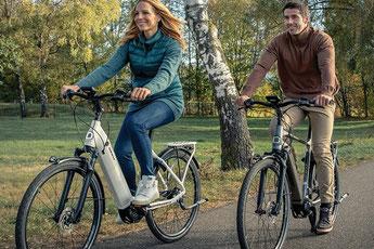 e-Bike probefahren