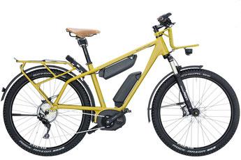Riese und Müller Trekking e-Bike/Speed Pedelec Charger GX Touring HS 2017 Finanzierung