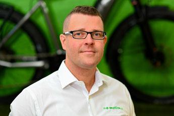 e-motion e-Bike, Service und Pedelec Experte Kai