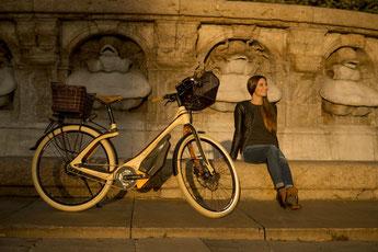 M1 e-Bikes und Pedelecs in der e-motion e-Bike Welt in Ahrensburg kaufen