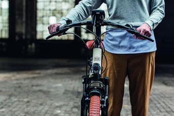 Riese & Müller e-Bikes und Pedelecs in der e-motion e-Bike Welt in Hamburg