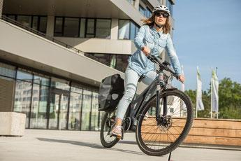 Cannondale e-Bikes und Pedelecs in der e-motion e-Bike Welt in München Süd kaufen