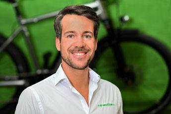 e-motion e-Bike, Pedelec und Service Experte Thorsten