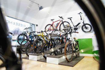 e-Bike kaufen ime-motion e-Bike Premium Shop in Köln
