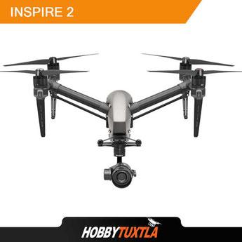 Drones para la pesca - DJI Inspire 2