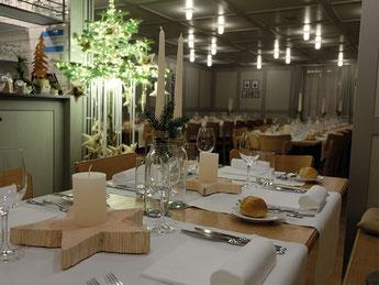Kundenanlass, Mitarbeiter Event, Firmenfest, Weihnachtsfeier nahe Zürich, Zug
