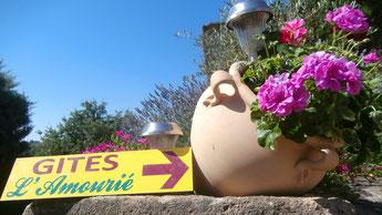 Gîtes l'Amourié - Aubenas - Ardèche