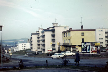 dudweiler, saarbruecken, beethovenstrasse, hierl