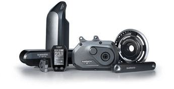 Die Fahreigenschaften des Shimano E6000 e-Bike Antriebs