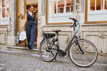 Gazelle e-Bikes