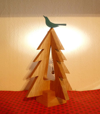 クリスマスツリー~幸せの青い鳥~