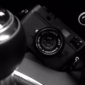 Leica M. Ständiger Begleiter bei der Street Photography
