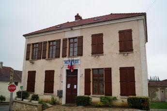 Mairie de Celles-lès-Condé (Aisne).