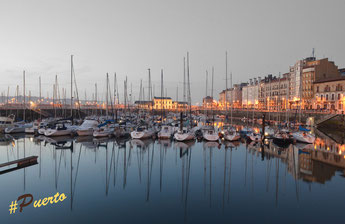 El #Puerto de Xixón
