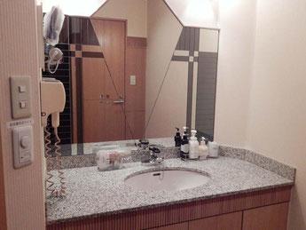 川崎 ホテルJクラブ 403号室 洗面所