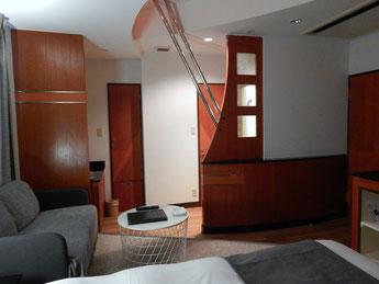 川崎 ホテルJクラブ 401号室 洗面所