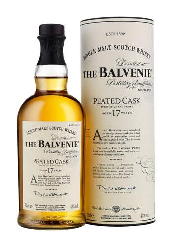 Balvenie Peated Cask 17 Jahre