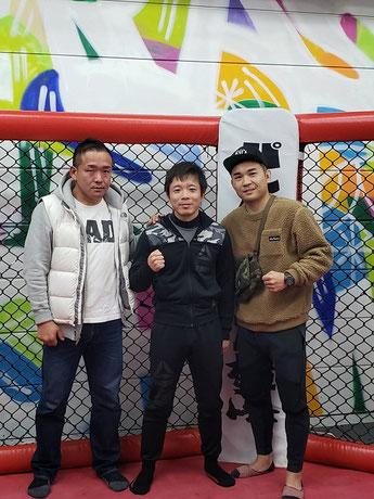 山崎聡 MMA