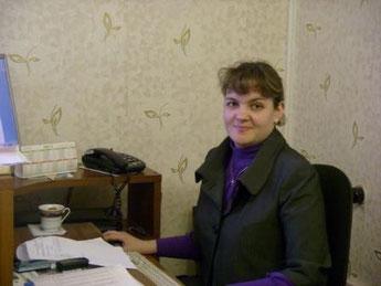 Чувашова Ирина Александровна. Заведующая детского сада  с октября 2010 года по сентябрь 2012 года