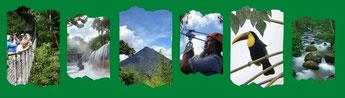 Itinerario para visitar Costa Rica: San José, Volcán Arenal, Manuel Antonio, Tortuguero