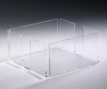 Serviettenspender 4 verschiedene Größen, FMU GmbH, Snackzubehör