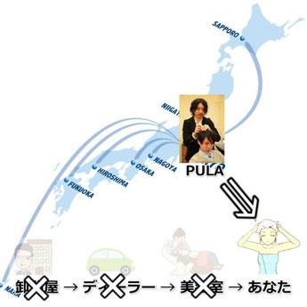 PULA考案の流通編