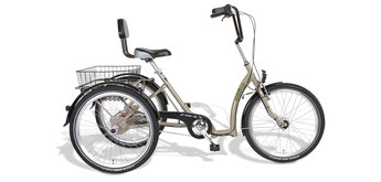 Dreirad Comfort von Pfau-Tec