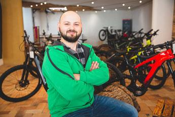 Daniel Smirnow, Dreiad-Zentrum Worms - Serviceleiter