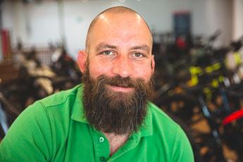Mike Schierle, Dreiad-Zentrum Worms - e-Bike Beratung und Verkauf