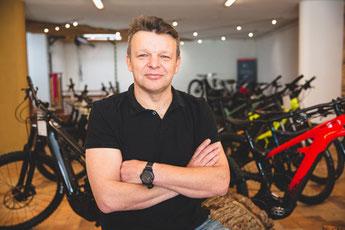 Robert Gerigk, Dreiad-Zentrum Worms - e-Bike Werkstatt und Service