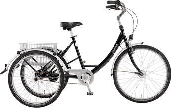 Pfau-Tec Shopping-Dreirad Proven finanzieren mit 0% Zinsen bei den Dreirad Experten vom Dreirad-Zentrum  - Dreiräder und Elektro-Dreiräder für Erwachsene