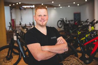 Markus Langenecker, Dreiad-Zentrum Worms - e-Bike Werkstatt und Service
