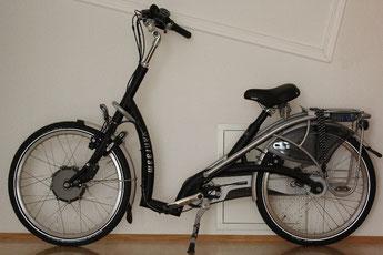 Van Raam Tavara Balance Tiefeinsteiger Fahrrad mit Elektromotor Schnäppchen günstig gebraucht kaufen in Erbach bei Ulm